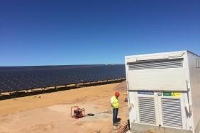 Solar Farm Paleisheuwel